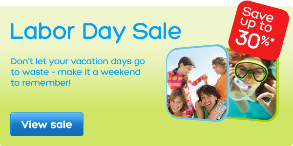 Save Up to 30% OFF - Labor Day Sale @ Hotels.com